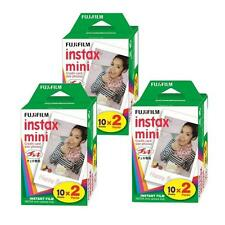 FUJIFILM INSTAX MINI PLAIN FILM (60PCS)