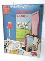 WALT DISNEY WONDER WORLD DAISY & DONALD VOL 1 NO 19 CHANDAMAMA ENG Comic India