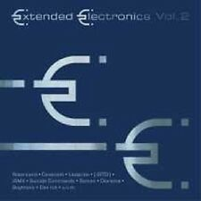 EXTENDED ELECTRONICS VOL.2 SAMPLER 2 CD NEUWARE