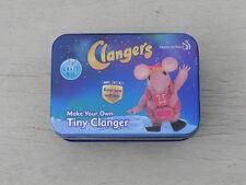 Hacer su propio pequeño Clanger Clangers regalo en un nuevo juguete de hojalata para Niños Navidad Craft