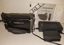 Samsung SCA20 8mm Video 8 Camcorder