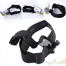 Head Strap Adjustable Belt Mount Fit for Sony Action Cam HDR-AS100V AS30V AS15V