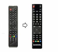 Telecomando compatibile per Nordmende ND32S3600M SMART già programmato