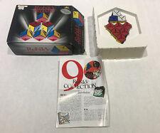 Original 1990 Matchbox Rubik's Triamid  Puzzle -  Boxed- Good Condition