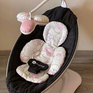 Teddy bear 4moms rockaroo mamaRoo set infant insert replacement matching balls