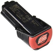 Batería recta Bosch de 3 6 V SD 1 3 Ah Li-Ion