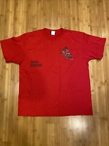 Vintage Pride FC Fighting Championships Russia Red Devil Team Shirt - XL X-large