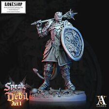 "Speak of the Devil ""Hellfire Inquisitor 3"" 32mm - 40mm | RPG | DnD | Boneshop"