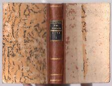 BIBLIOTHEQUE UNIVERSELLE DES ROMANS JANVIER 1779 LITTERATURE ESPAGNOLE HISTOIRE
