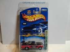 2003 Hot Wheels Treasure Hunt #5 Pink '68 El Camino