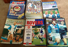 More details for 66 different  blackburn rovers homes (1/9/84 - 6/4/98)