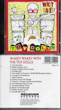 CD - THE TOY DOLLS : WAKEY WAKEY / COMME NEUF - LIKE NEW