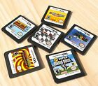 6 Models MARIO Game Cards Children Gift US Version For Nintendo DS NDS DSI 3DS