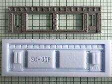 Linka Compatible Model Railway DOUBLE SHOP FRONT-  Mould - 00 Gauge