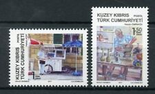Turkish Northern Cyprus 2017 MNH Traditions Pottery 2v Set Cultures Stamps