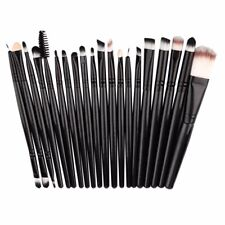 Eye Makeup 20pcs Brush Brushes Set Shadow Foundation Powder Eyeliner Tool Blush