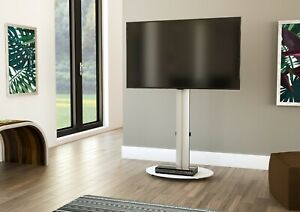 Glass Tv Stands 43 To Fit Screen Entertainment Centres Tv Stands For Sale Ebay