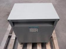 EGS Hevi-Duty DT651H27S 27KVA 460 Delta X 460Y/266 3 Ph Drive Iso. Transformer