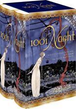 1001 Nacht - Tausendundeine Nacht - 2 geb.Bücher im Schuber - edel, prachtvoll