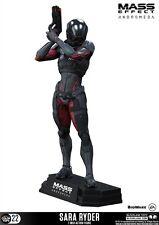 Mass Effect Andromeda: 18cm Sara Ryder Collectors Statue Figurine Action Figure