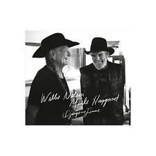 Django and Jimmie 0888750937827 by Willie Nelson CD