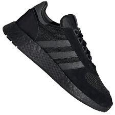 Adidas Originals Marathon Tech Zapatillas EF0321 Boost de Deporte Negro Gris