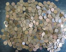 Bulk Lot 8.95kg Australian c.1910-1964 Bronze Unsorted Pennies & Halfpennies