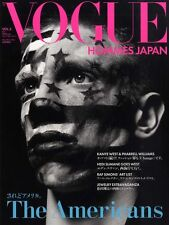 HEDI SLIMANE VOGUE HOMMES JAPAN MAGAZINE 04/2009 Photo Book Pharrell Williams