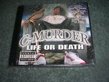 C-Murder - Life or Death CD sealed OOP RARE No Limit NEW
