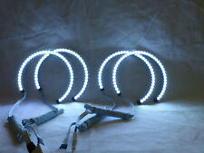 LED RGB Multi Color Halo Rings for Headlight Installations 131mm (5 inches) 4pcs