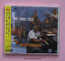 Nat King Cole , After Midnight ( CD_Japan_20bit 88.2kHz Mastering )