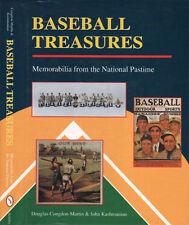 Baseball Treasures: Memorabilia from the National Pastime 1000+ items illustrate