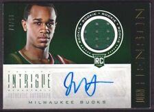 Carte collezionabili basketball singoli milwaukee bucks