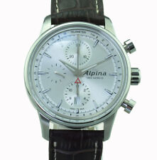 Alpina Swiss Made Automatik Chronograph Alpiner AL-750S4E6 Neu OVP UVP 2250 €