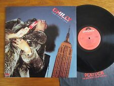 RARE VINYL LP 33T CHILLY FOR YOUR LOVE USA 1ST PRESS 1978 ELECTRO DISCO FUNK EX+