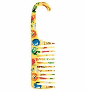 AVON NATURAL KIDS Detangling Comb W. Fun Colors New in Sealed Package
