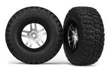 Traxxas 6873 Pneus Bfgood et Jantes Split Spoke / Wheels S