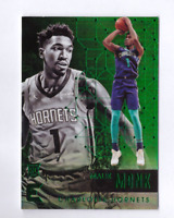 2017/18 Panini Essentials MALIK MONK Rookie Green Parallel SP Retail Only
