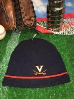 Virginia Cavaliers winter hat cap beanie h12