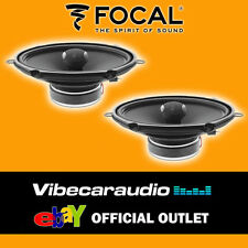 """Focal Integration 5x7"""" 140 Watts Quality 2 Way Car Door Coaxial Ford Speakers BN"""