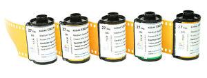Kodak 5363 Hi-Con Medium Speed ISO 25 Black and White film 35mm(5pcs).