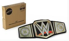 World Heavyweight WWE Championship Title WWF WCW Belt Mattel Wrestling