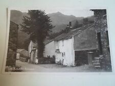 Vintage Real Photo Postcard In Seatoller Borrowdale, Cumbria by G P Abraham Ltd
