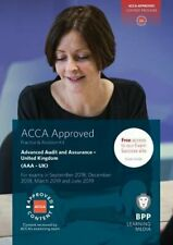 ACCA Advanced Audit and Assurance (UK): Practice and Re... by BPP Learning Media
