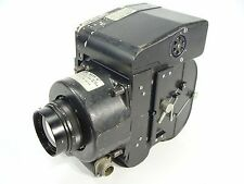 Vintage USN Military Mitchell KA-69A 70mm Aerial Camera + Elcan F2.8 6 Inch Lens