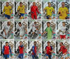 ROAD TO EURO 2020 PANINI ADRENALYN XL LIMITED NORDIC