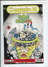 Captain N # 2 The Happy Zone (9.0) 1990