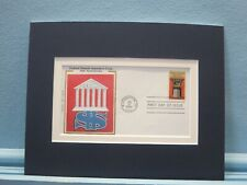 The Federal Deposit Insurance Corporation is founded  &  FDIC First Day Cover