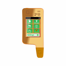 Gold Water Tds Radiation Meter Nitrate Meter For Fruits Vegetables Meats Fish