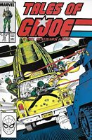 Tales Of GI Joe Comic 13 Copper Age First Print 1989 Larry Hama Vosburg Marvel